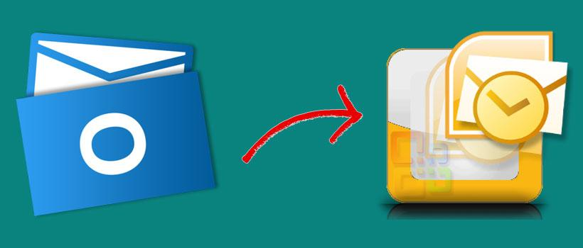 Free OLM to Outlook PST Converter